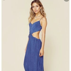 Planet Blue the Groupie Maxi